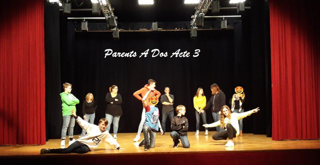 Parents A Dos Acte 3